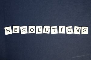 New Year's resolutions from dentist in Melbourne.